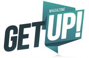 Get Up Magazine logo