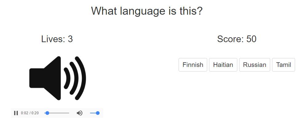 taalquiz