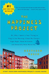 The happiness Project boek