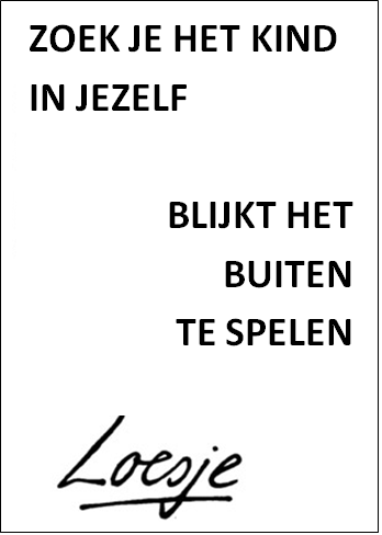 kind in jezelf