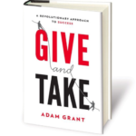Give and Take van Adam Grant